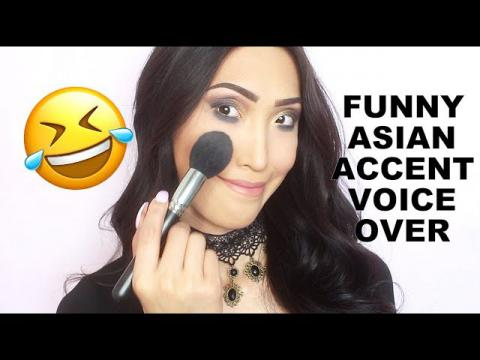 FUNNY Asian Mom Does My VOICEOVER!    PARODY