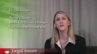 Coming Out 11 - Transsexual Legal Issues