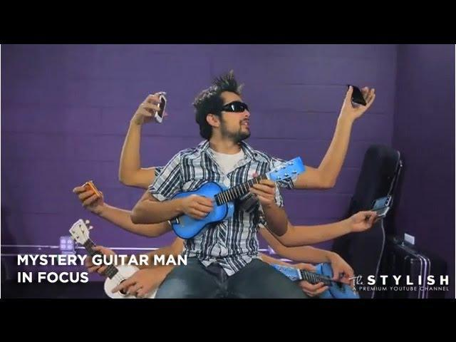 MYSTERYGUITARMAN: EXCLUSIVE INTERVIEW!