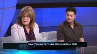 THE DOCTORS Explain The Gender Reassignment Procedure With Guest The Pregnant Man