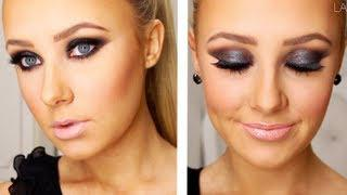 Dark Clubbing Smokey Eye Tutorial