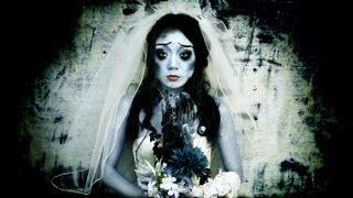 Corpse Bride {Halloween Makeup Tutorial}♥