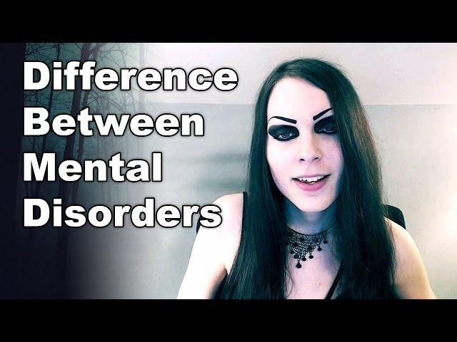 Differentiating Mental Disorders