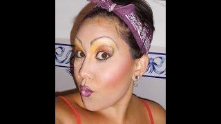 Maquillaje Disfraces 4: Drag Queen - Astharte Estilismo