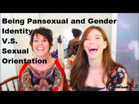 Being Pansexual and Sexual Orientation vs Gender Identity ft. The Dragonfly