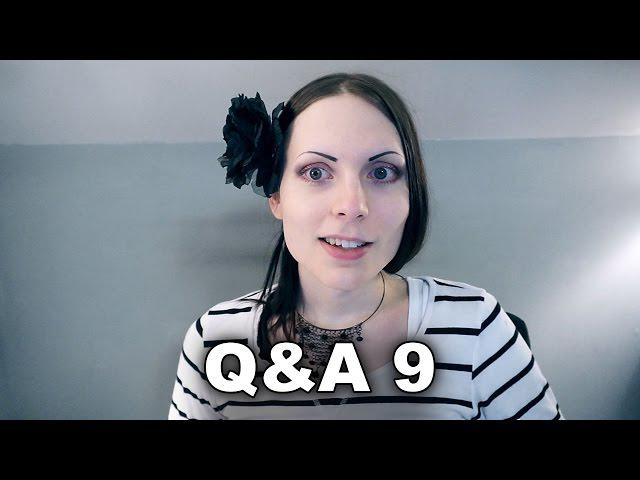 Q&A 9 + Weird Messages (November, 2014 - December, 2014)
