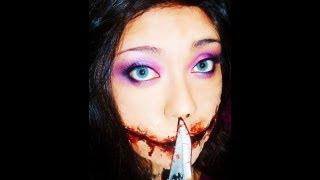 DEAD SILENCE MAKEUP TUTORIAL