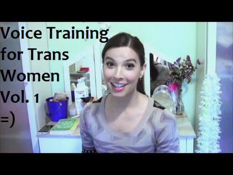 Voice training for Trans Women Vol 1 -  Our Trans Journey