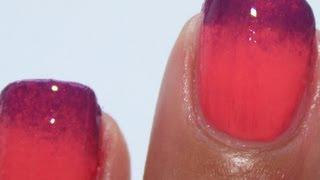 How To Make Ombre Nails Tutorial