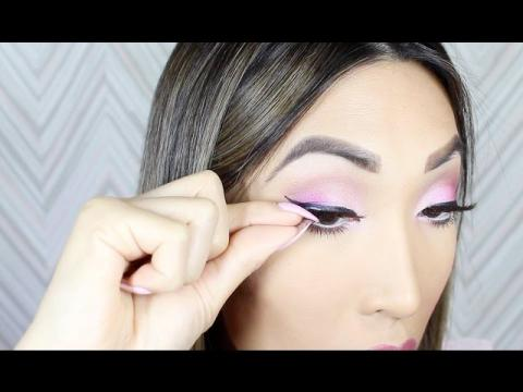 Pink Valentines Makeup Tutorial