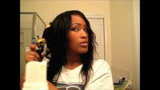 Cutting And Styling My Upart Wig