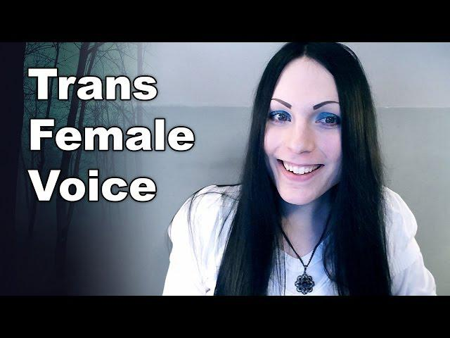 Finding Your Female Voice | Male to Female Transgender / Transsexual