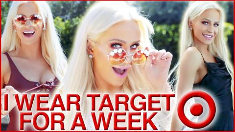 I Wear Target For A Week | Gigi