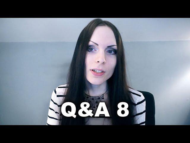 Q&A 8 + Weird Messages (September, 2014 - October, 2014)
