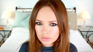 Mila Kunis Smoky Eye Makeup Tutorial!