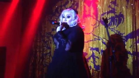Candy Vanity Heals. Brighton, Proud Cabaret