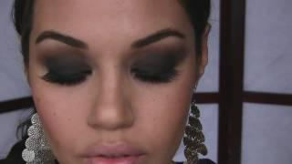 New Year's Smokey Eye Makeup Tutorial