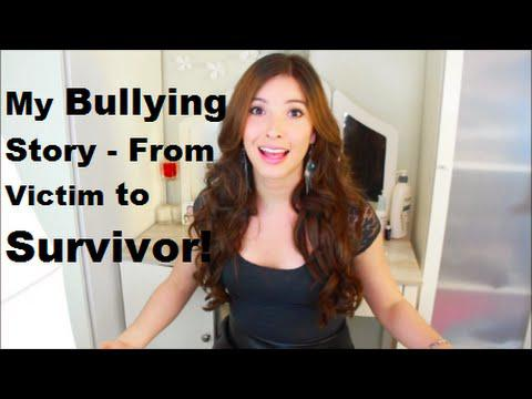My Bullying Story - From Victim to Survivor!