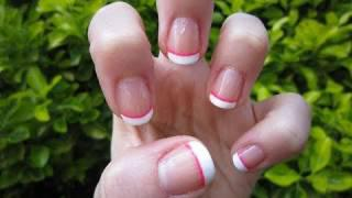 Manicure Process Tutorial For Short Nails