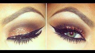 Glitter Eyes Tutorial