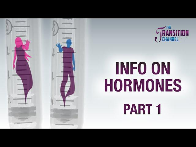 Info on Hormones Part 1