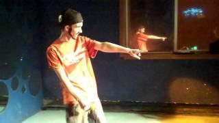 Scott Abigwun Drag King Performance Sugar (Gimme Some) (February 2011)