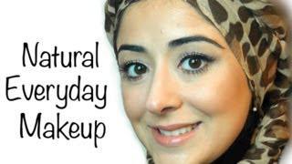 Natural Eye Makeup Tutorial For Big Brown Eyes