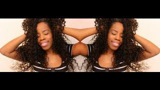 ♥NEW HAIR♥ Brazilian Petite Loose Curl ♥ D.S. Hair Extensions