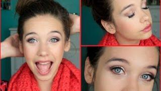 ♡ Valentine's Day Makeup Tutorial!♡ XOXO