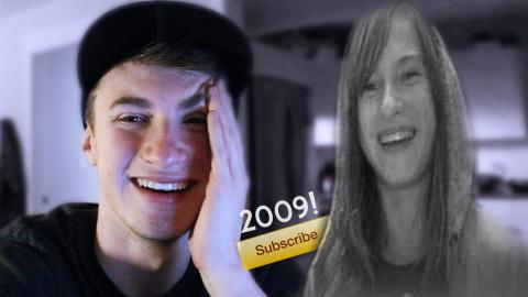 Reacting To My Old YouTube Channel!