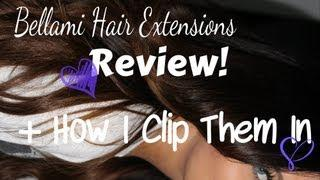 Review/Tutorial | All About My Hair Extensions + Demo (Bellami Hair Extensions)