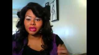 Retro Glam Lace Front Wig Styling Tutorial How To