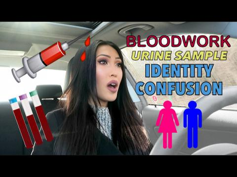 DRIVE WITH ME! BLOOD WORK + IDENTITY CONFUSION!