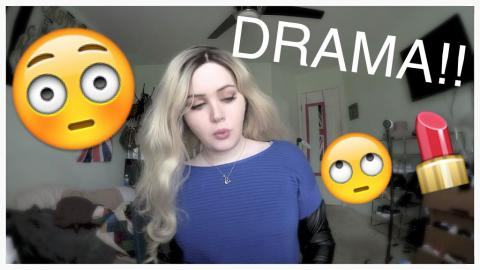 Filming Secret Projects, Glitter Injections Drama and More!! | GRWM