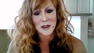 Part 4 Mariah Carey Drag Makeup Tutorial