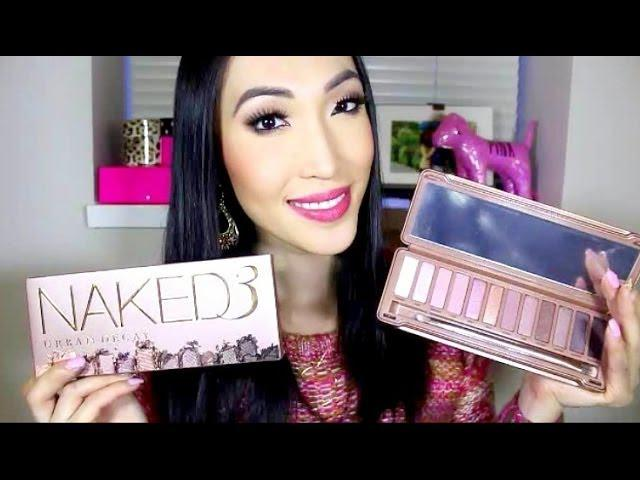 Naked 3 Review (Urban Decay) + Reading Mails