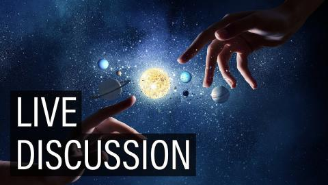 LIVE DISCUSSION - The Meaning of Life (part 2)