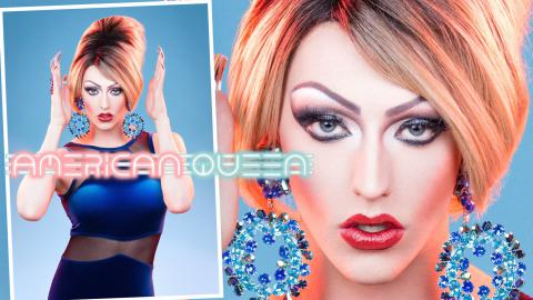 Laganja Estranja Photoshoot