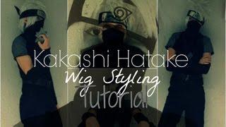 How To Cosplay: Kakashi Wig Styling