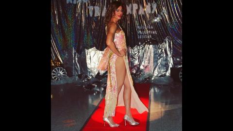 Valentine Vidal sfilata catwalk