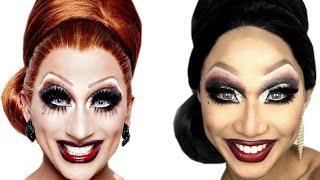 Bianca Del Rio Drag Makeup Tutorial | ThePrinceOfVanity