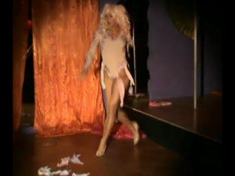 "Valentine Vidal performing ""Feel It Still"" - Portugal. The Man (sexy drag show)"