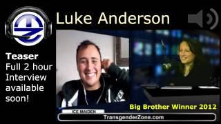 Luke Anderson Interview - Big Brother Winner 2012