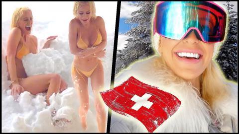 SWITZERLAND VLOG: World Economic Forum | Gigi