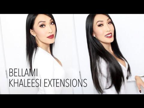 The Truth about Bellami Khaleesi Extensions!