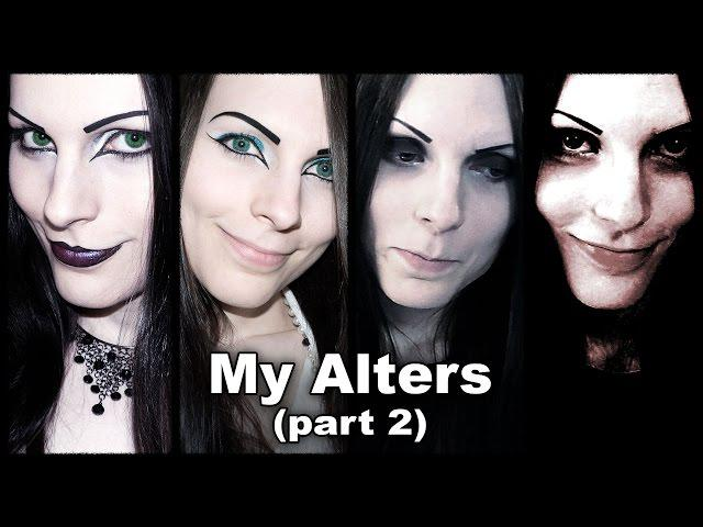 Meet My Alters / Personalities (part 2) | Progress Has Been Made