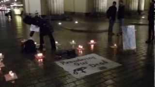 Pt.4 Transgender Day Of Remembrance 2013 Berlin