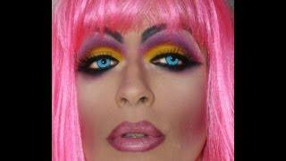 JEFFREE STAR INSPIRED LOOK - DRAG QUEEN MAKEUP!