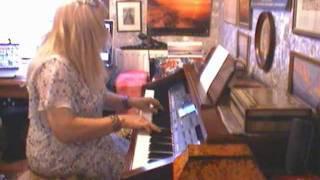 Hymn: Be Still, My Soul - Tune: Finlandia - Jean Sibelius - Synth Organ Keyboard