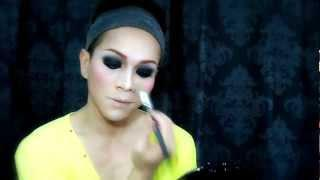 Sira Makeup (Drag) - Smokey Eyes (Full Eyes)